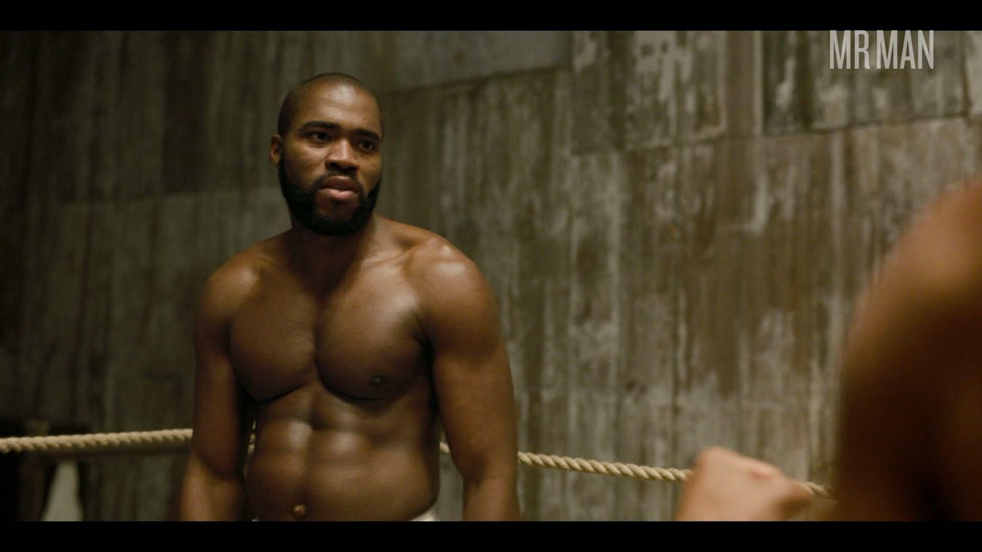 Watch Nude Matt Bomer Scenes at Mr. Man