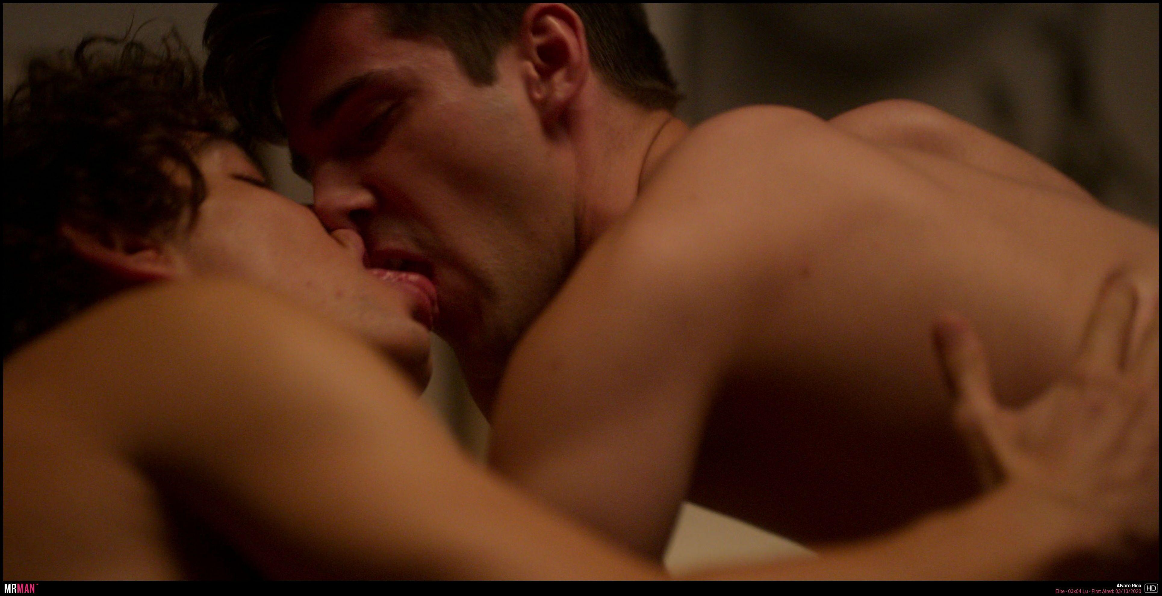 Gay sex scenes