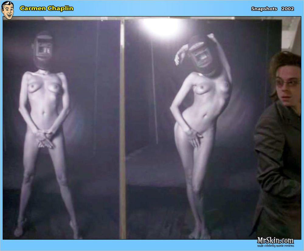 carmen chaplin nude